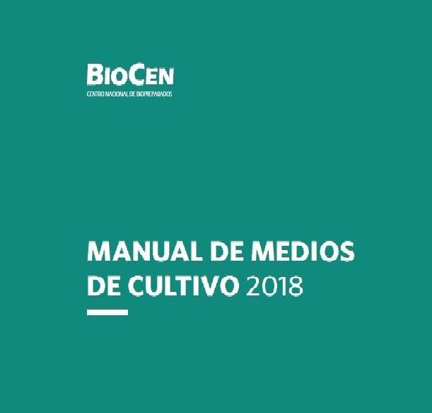 Manual de medios de cultivo